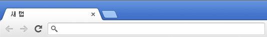 Chrome 주소창 검색