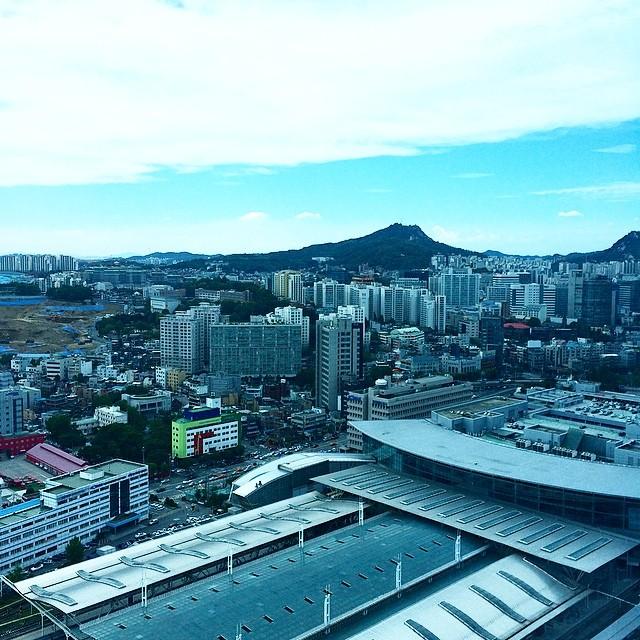 Aug 1, 2014 Seoul Station