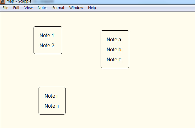 group-notes-shape